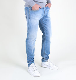 Fifty Four Fifty Four Rages J360 T1 Slim Fit Jeans Light Blue Washed