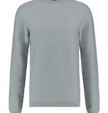 Kultivate Kultivate Jordy Knit Light Grey Melange