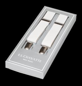 E.L. Cravatte E.L. Cravatte Bretels White