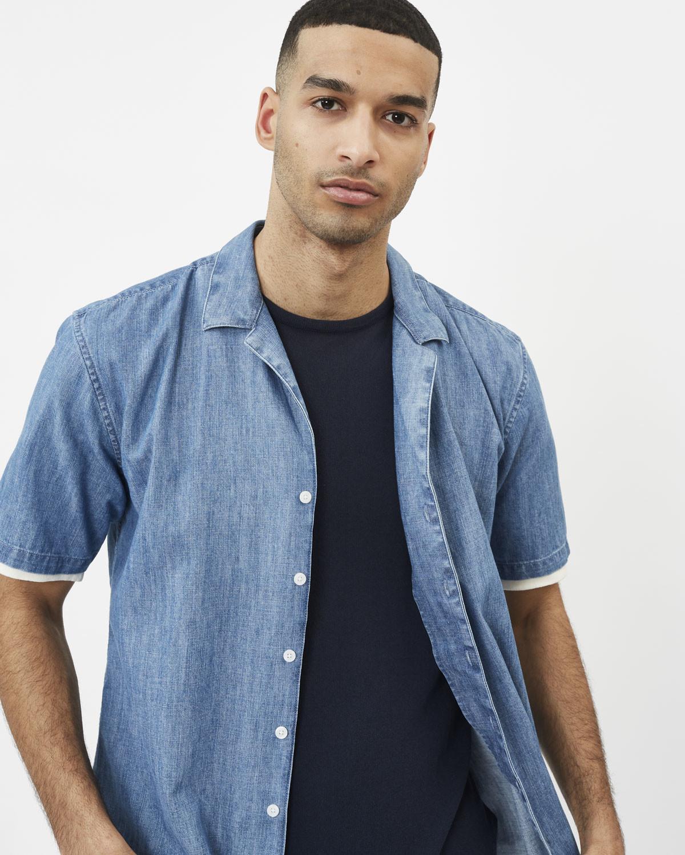 Minimum Minimum Emanuel 5033 Shirt Light Blue