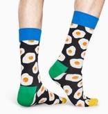 Happy Socks Happy Socks EGS01-9300 Sunny Side Up Sock Black