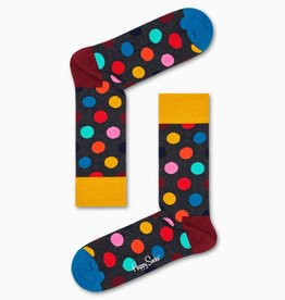 Happy Socks Happy Socks BDO01-9800 Big Dot Antra