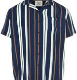 Anerkjendt Anerkjendt Akleo Shirt Sapphire