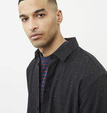 Minimum Minimum Riber Spot Shirt 6245 Black