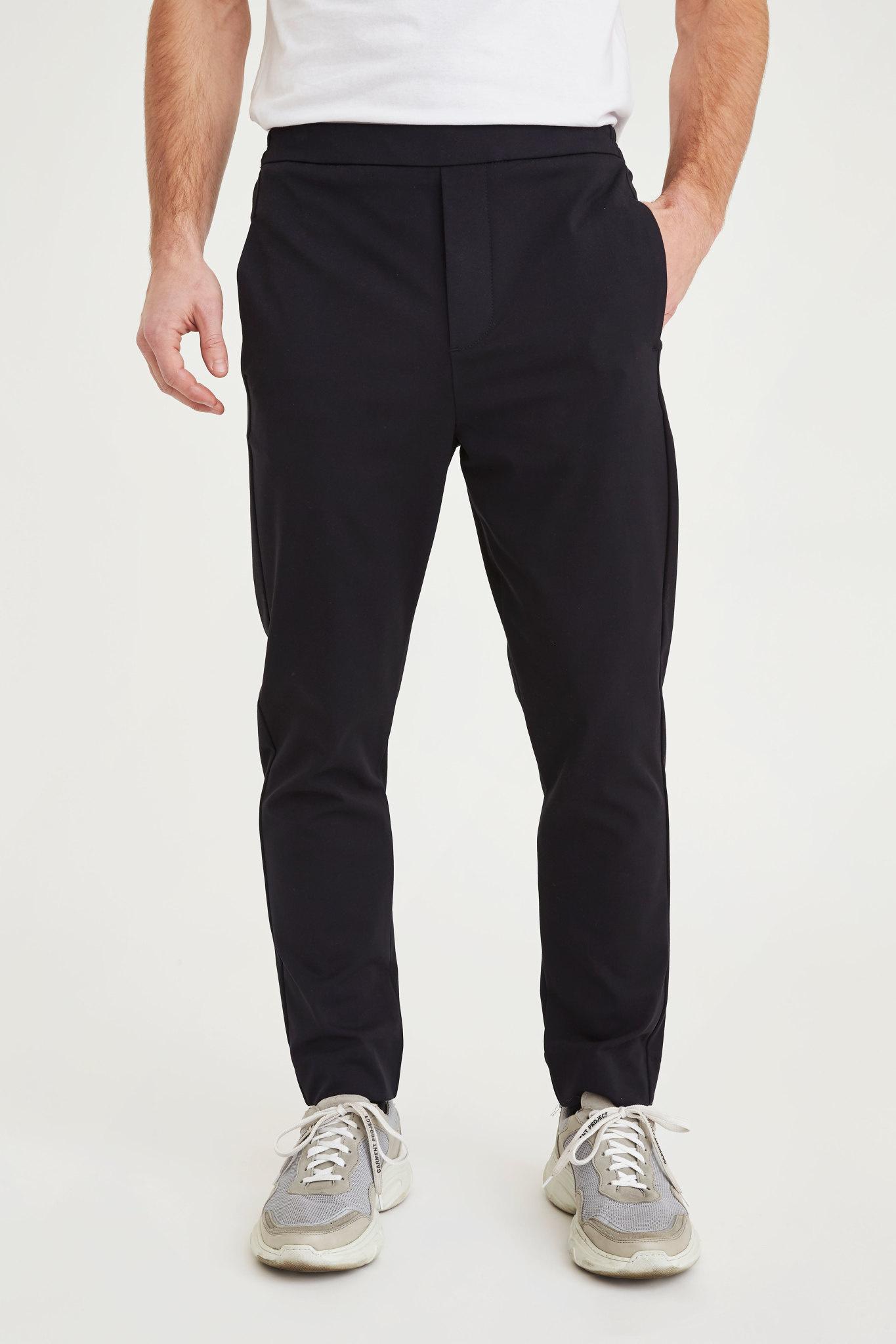 Plain Plain Riley 315 Pants Navy