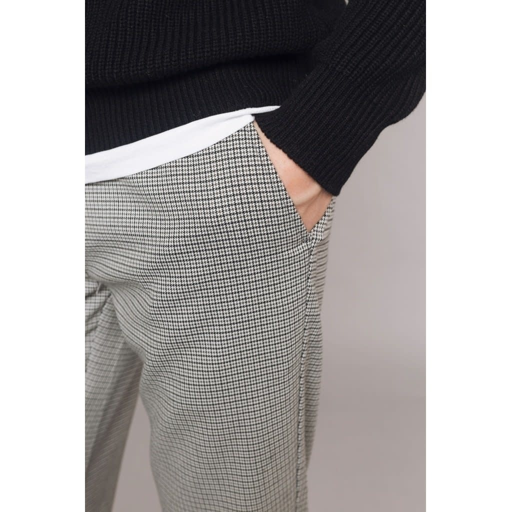 Clean Cut Clean Cut Barcelona Felipe Pants Grey Checked
