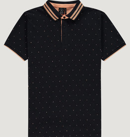 Kultivate Kultivate Arches Polo Dark Navy