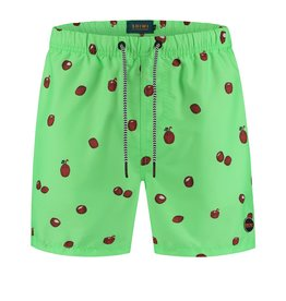 SHIWI Shiwi Coco Coco Swim Short New Neon Green