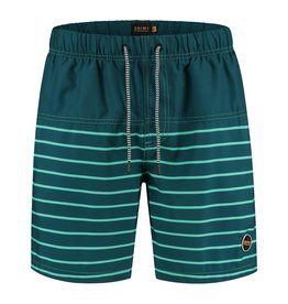 SHIWI Shiwi Placed Stripe Swimshort Pappagallo Blue