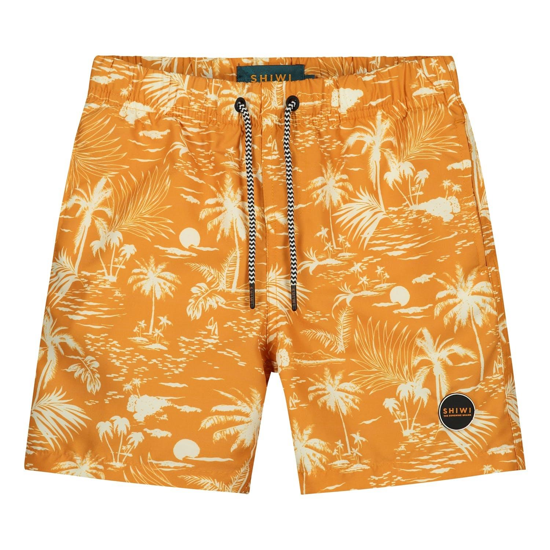 SHIWI Shiwi Relax Kauai Swimshort Desert Sun Orange