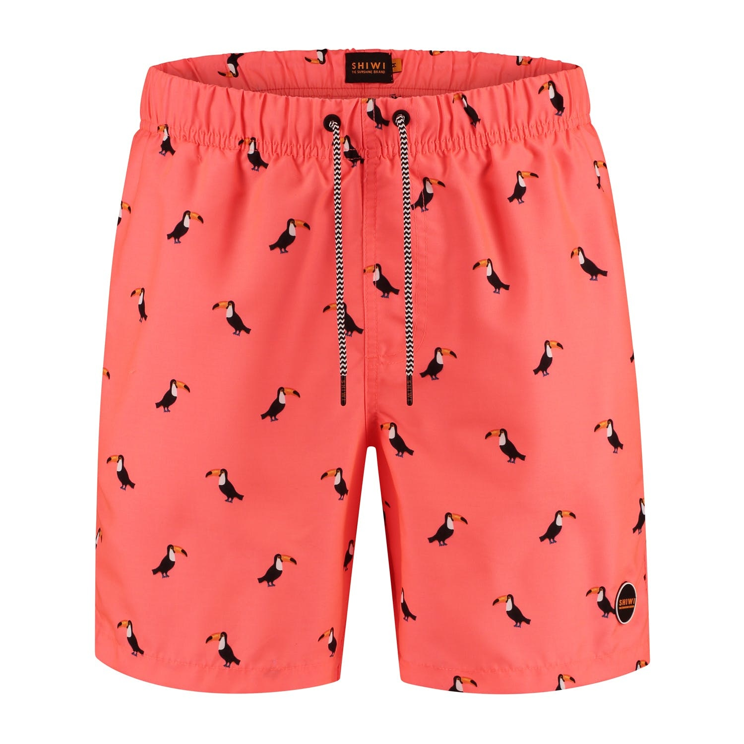 SHIWI Shiwi Tucan Swimshort Neon Orange
