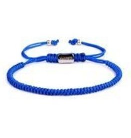 Caviar Collection Caviar Neon Serie Armband Blue
