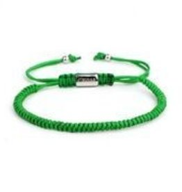 Caviar Collection Caviar Neon Serie Armband Green