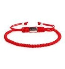 Caviar Collection Caviar Neon Serie Armband Red