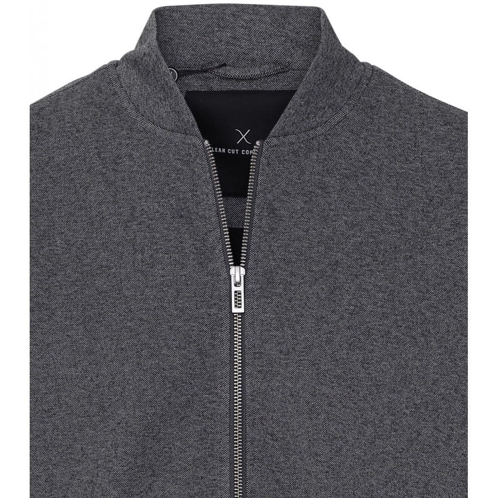 Clean Cut Clean Cut Milano Jacket Dark Grey Mix