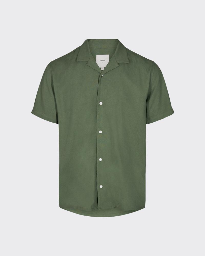 Minimum Minimum Emanuel 6991 Shirt Sea Spray Green