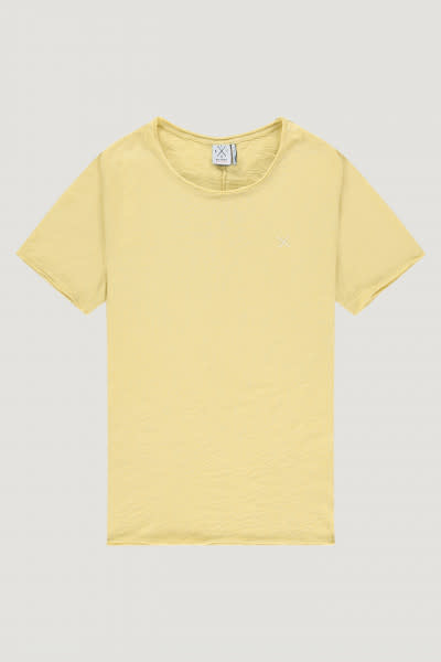 Kultivate Kultivate Wrecker Tee Mellow Yellow