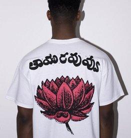 HNR LDN Honour Londen Indian Lotus Oversized Tee White