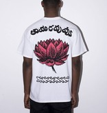 HNR LDN Honour Londen Indian Lotus Oversized Tee White