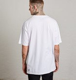 Distorted People Distorted People Classic Heavy Oversized Tee White