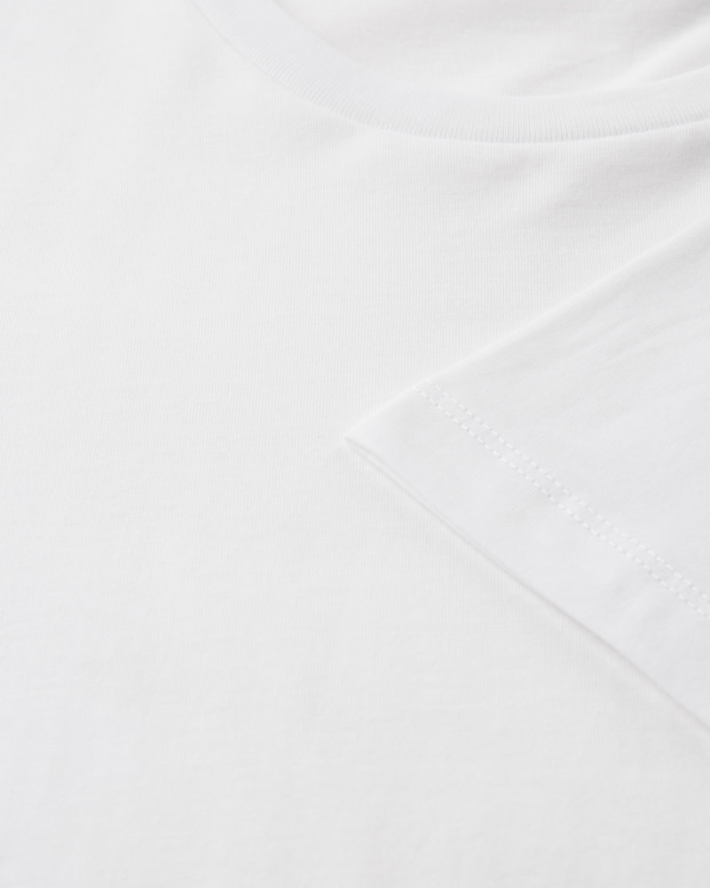 Minimum Minimum Luka Tee 7420 White