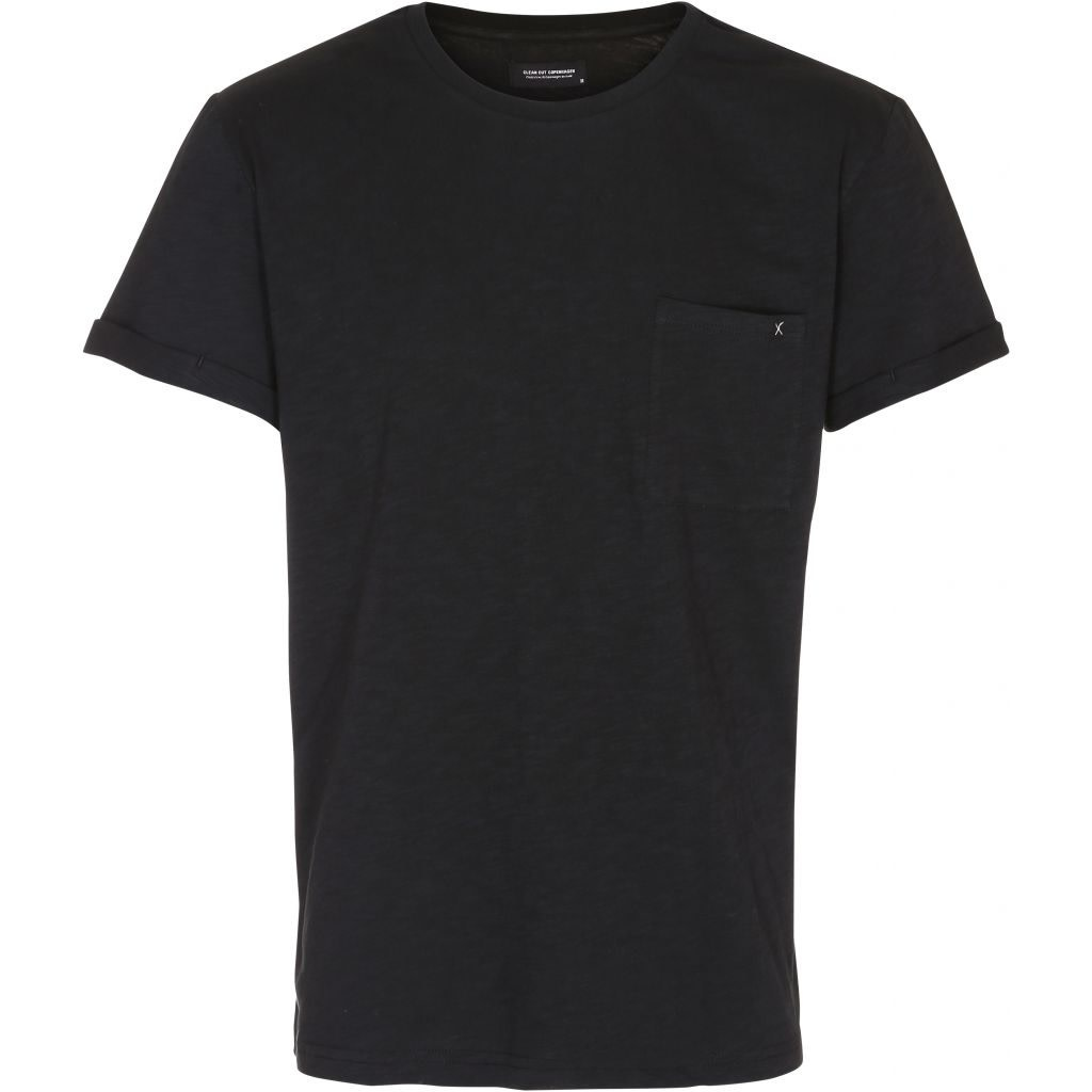 Clean Cut Clean Cut Kolding Tee Black