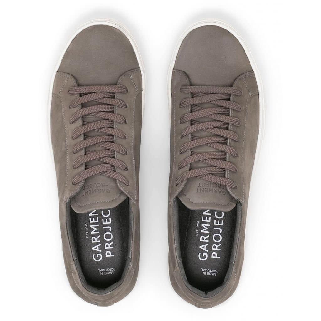 Garment Project Garment Project Type Sneaker Grey Nubuck