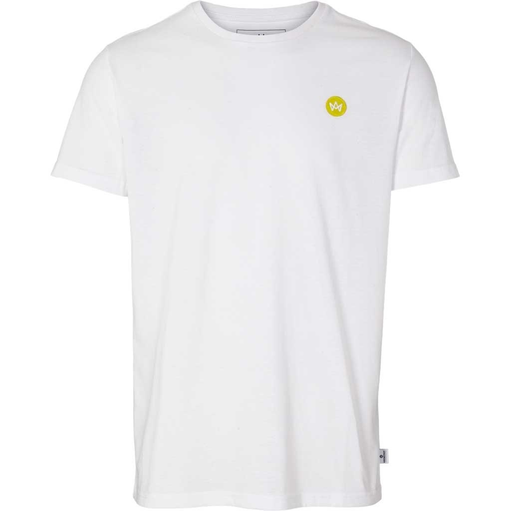 Kronstadt Kronstadt Timmi Recycled Cotton Tee White