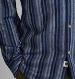 Anerkjendt Anerkjendt Aklouis Shirt 3059 Captain Blue