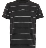 Clean Cut Clean Cut Carter SS Tee Stripe Black