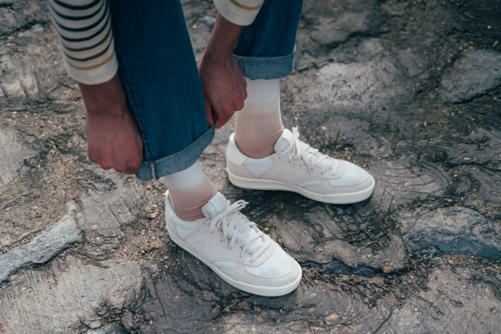 Alfredo Gonzalez Alfredo Gonzales Gradient Socks Beige/White