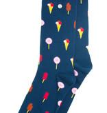 Alfredo Gonzalez Alfredo Gonzales Ice Pops Socks Navy