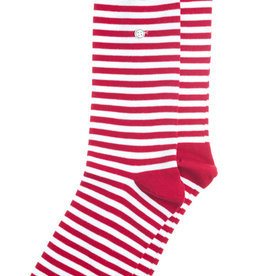 Alfredo Gonzalez Alfredo Gonzales Stripes Socks Red/White