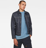 G-Star G-Star 3301 Slim Denim Jacket B250-082 Rinsed Blue