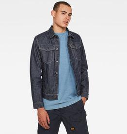 G-Star G-Star 3301 Slim Denim Jacket B250-082 Rinsed Blue