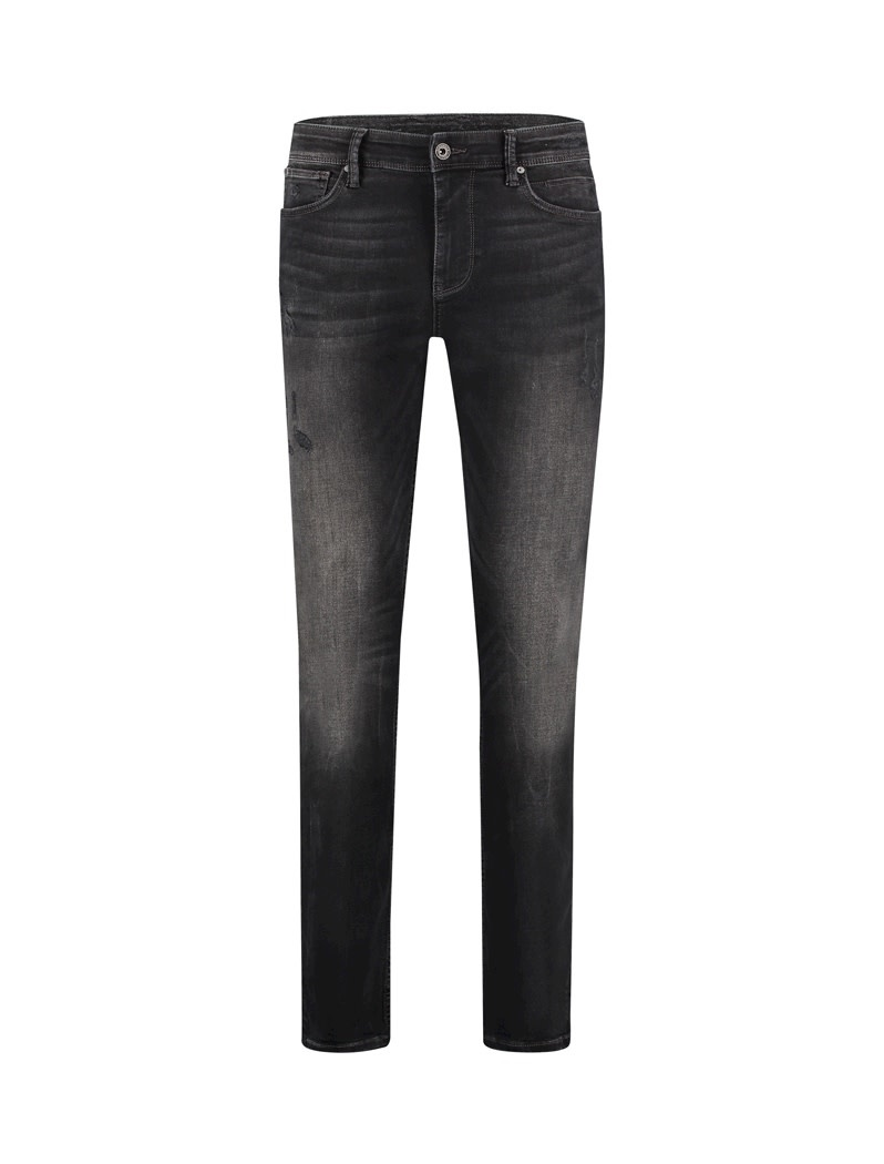 Pure White Pure White The Jone W0170 Jeans Black Washed