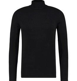 Pure White Pure White Essential Turtleneck Knit Black