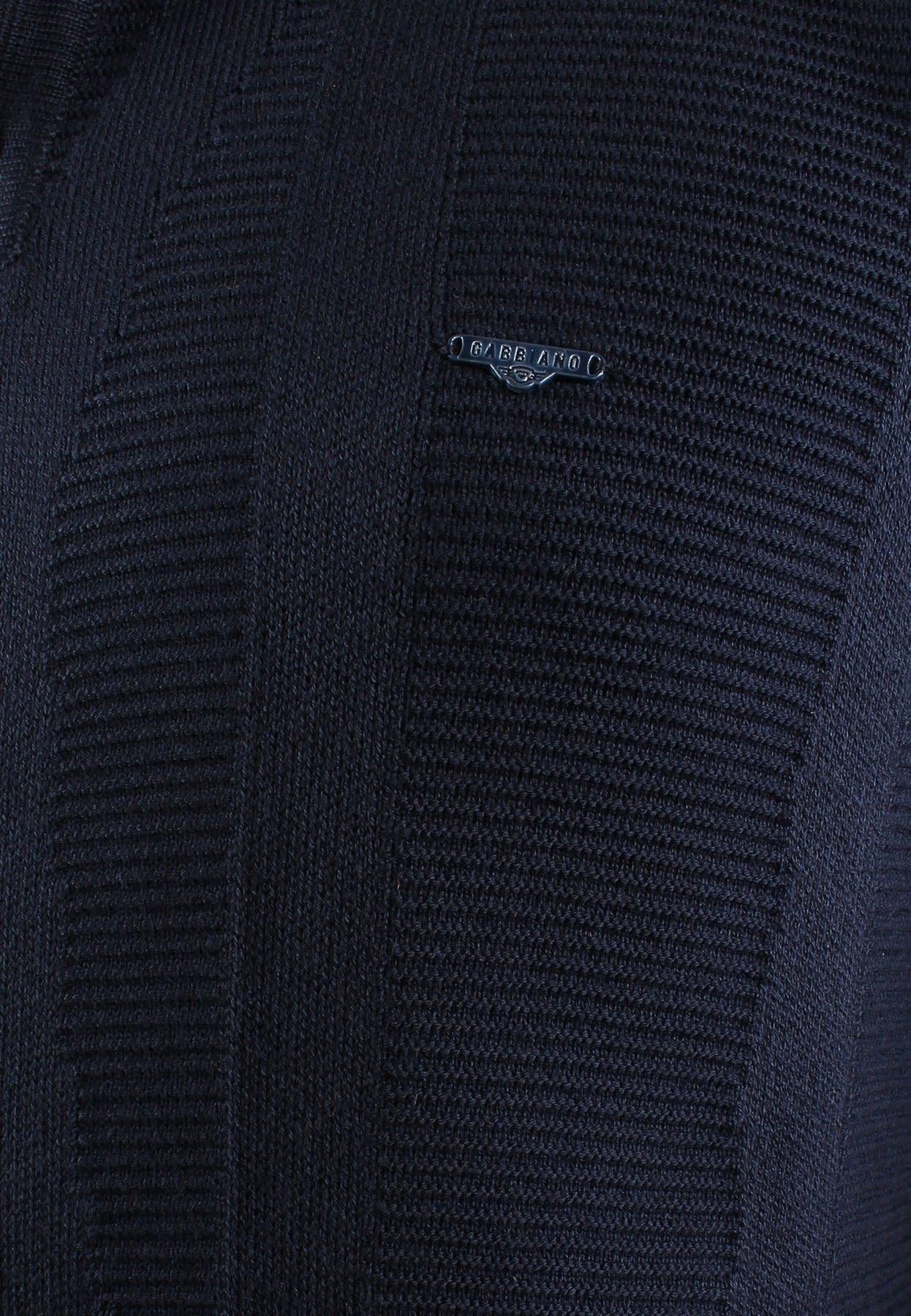 Gabbiano Gabbiano 61096 Polo Knit Navy