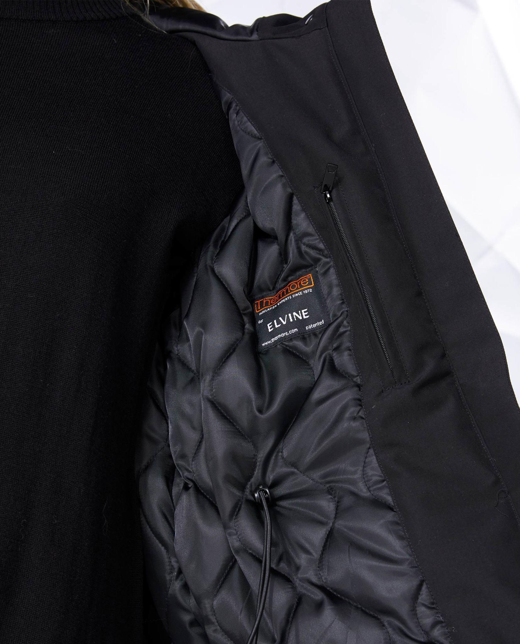 Elvine Elvine Feven Jacket Black