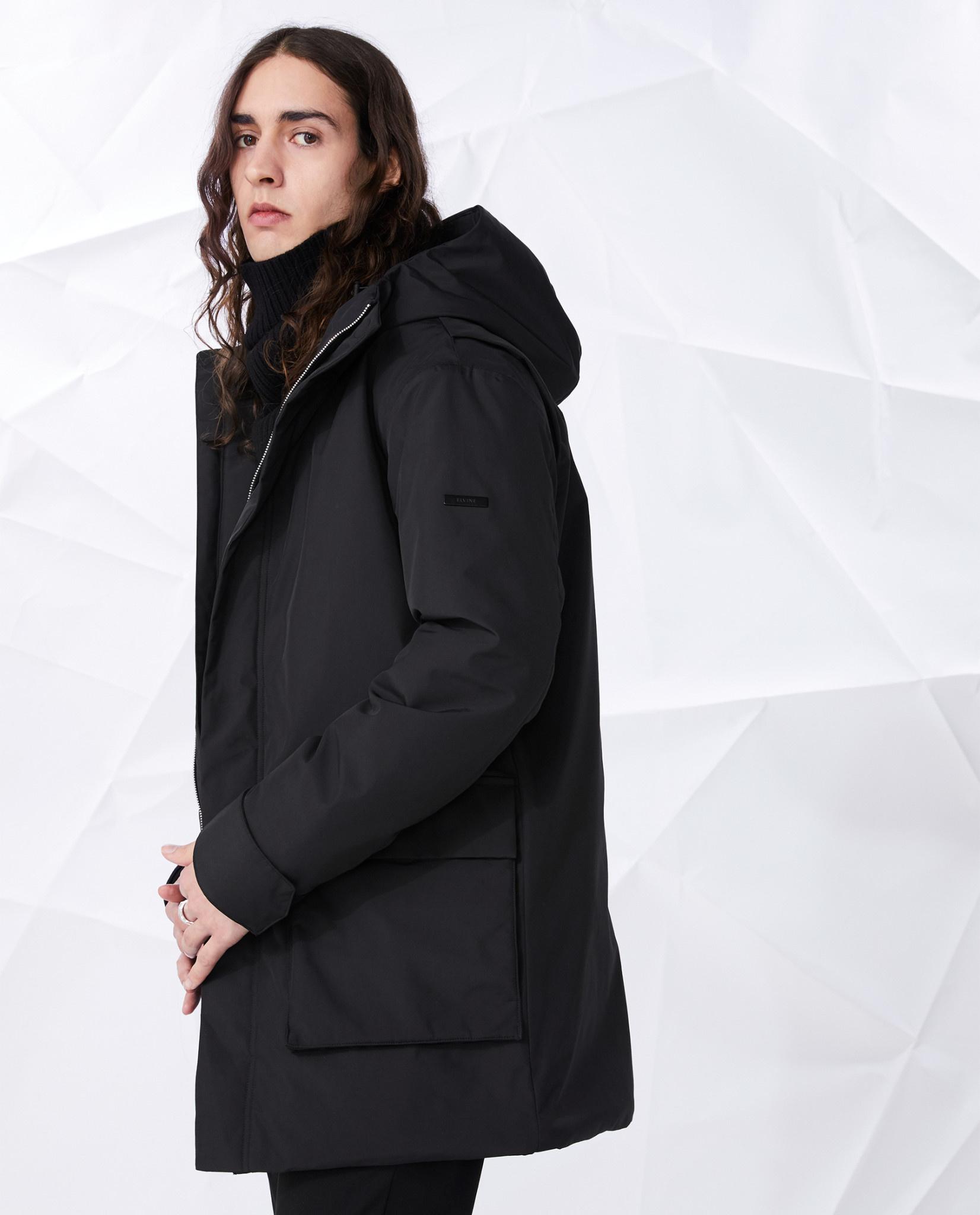 Elvine Elvine Yarden Jacket Black