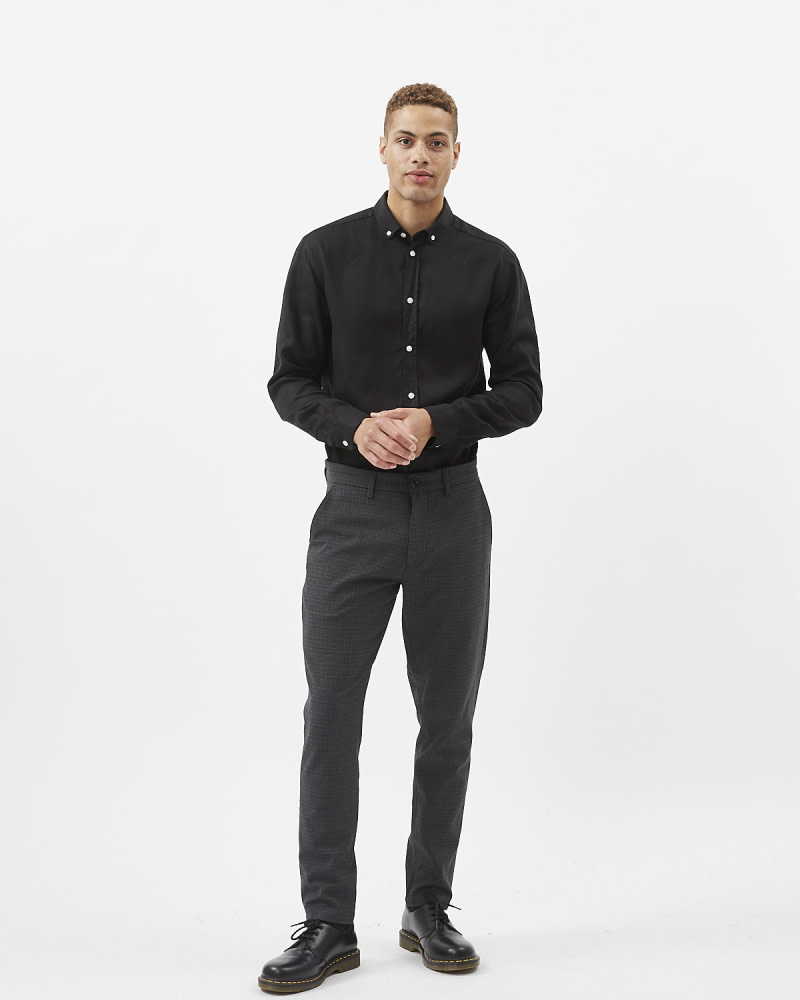 Minimum Minimum Ugge 2.0 6964 Pants Grey Melange