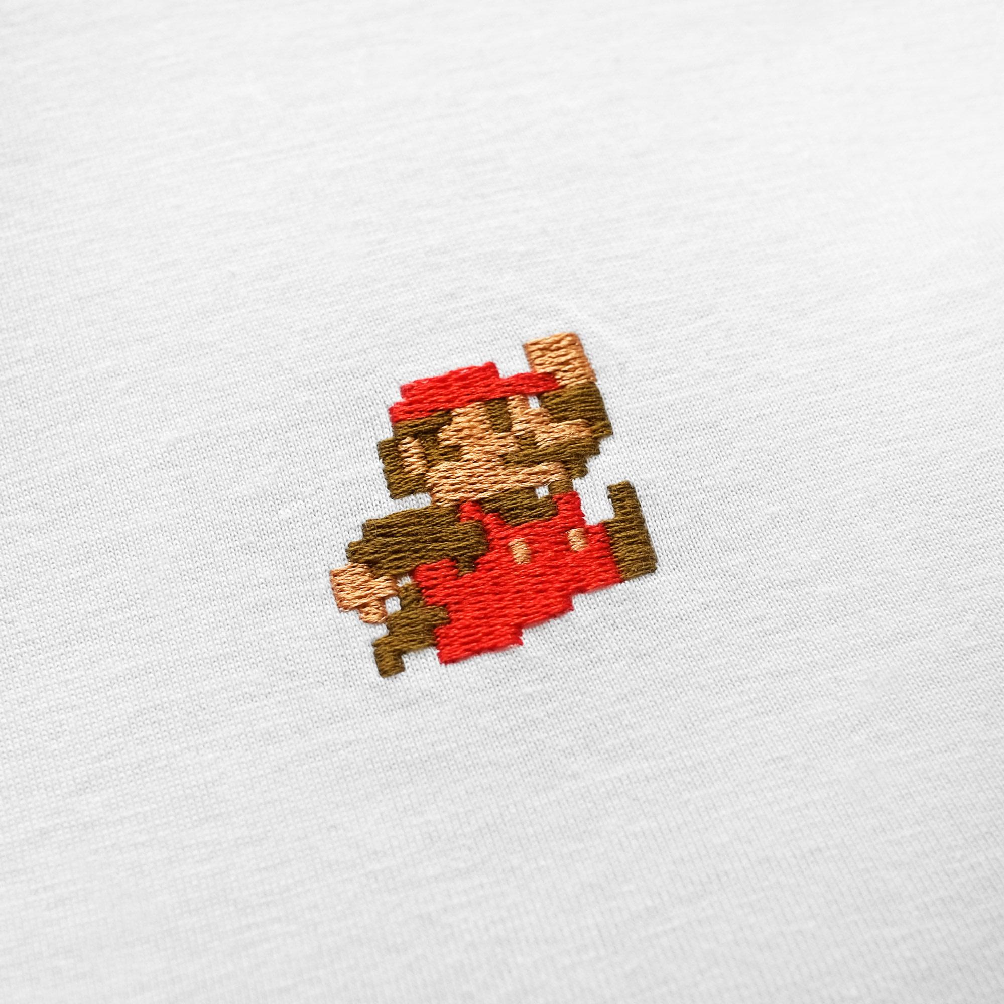 Dedicated Dedicated Super Mario Stockholm Tee White