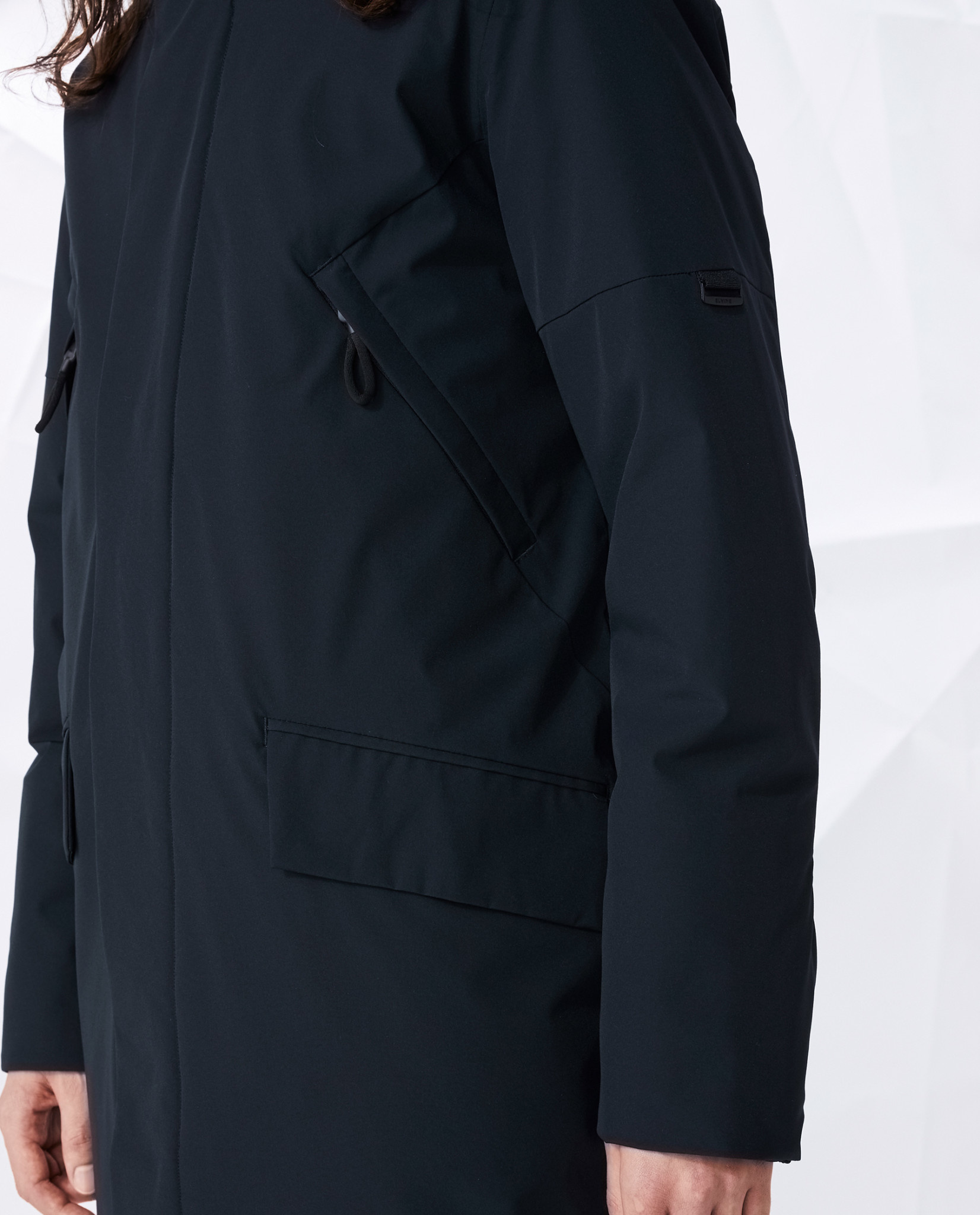 Elvine Elvine Zane Jacket Dark Navy