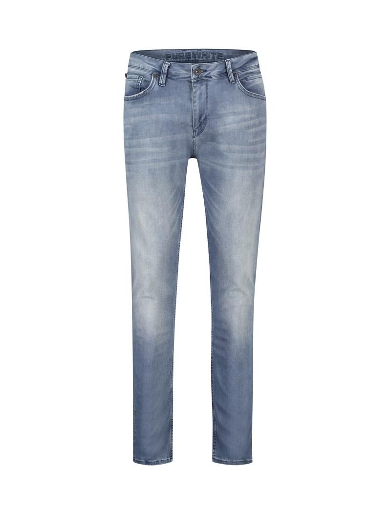 Pure White Pure White The Jone W0386 Jeans Blue