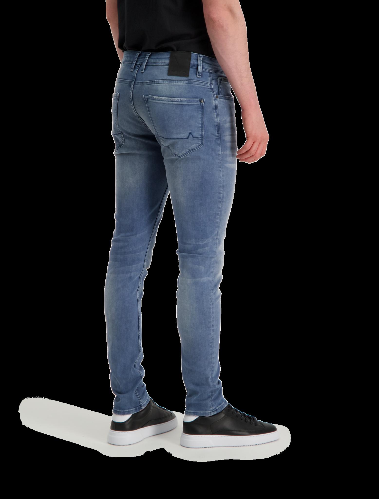 Purewhite Pure White The Jone W0386 Jeans Blue