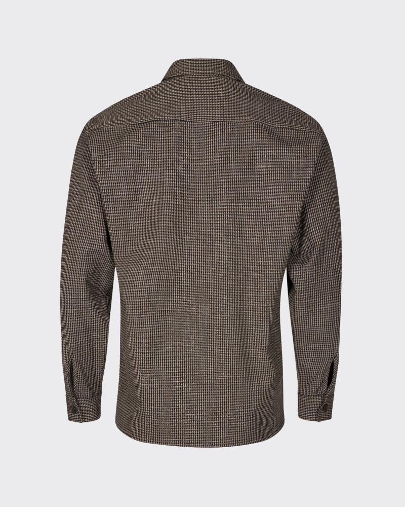 Minimum Minimum Fjell Shirt 7440 Dark Olive