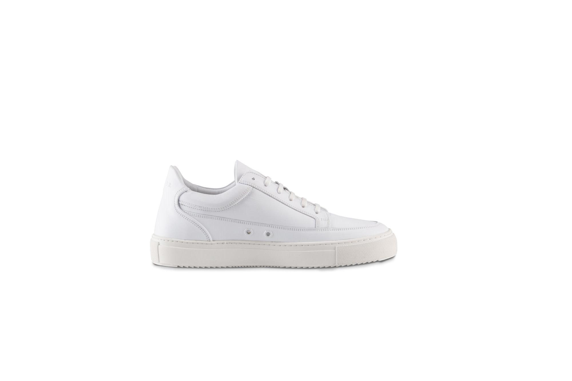 Semper Semper Jove Sneaker Glacies White