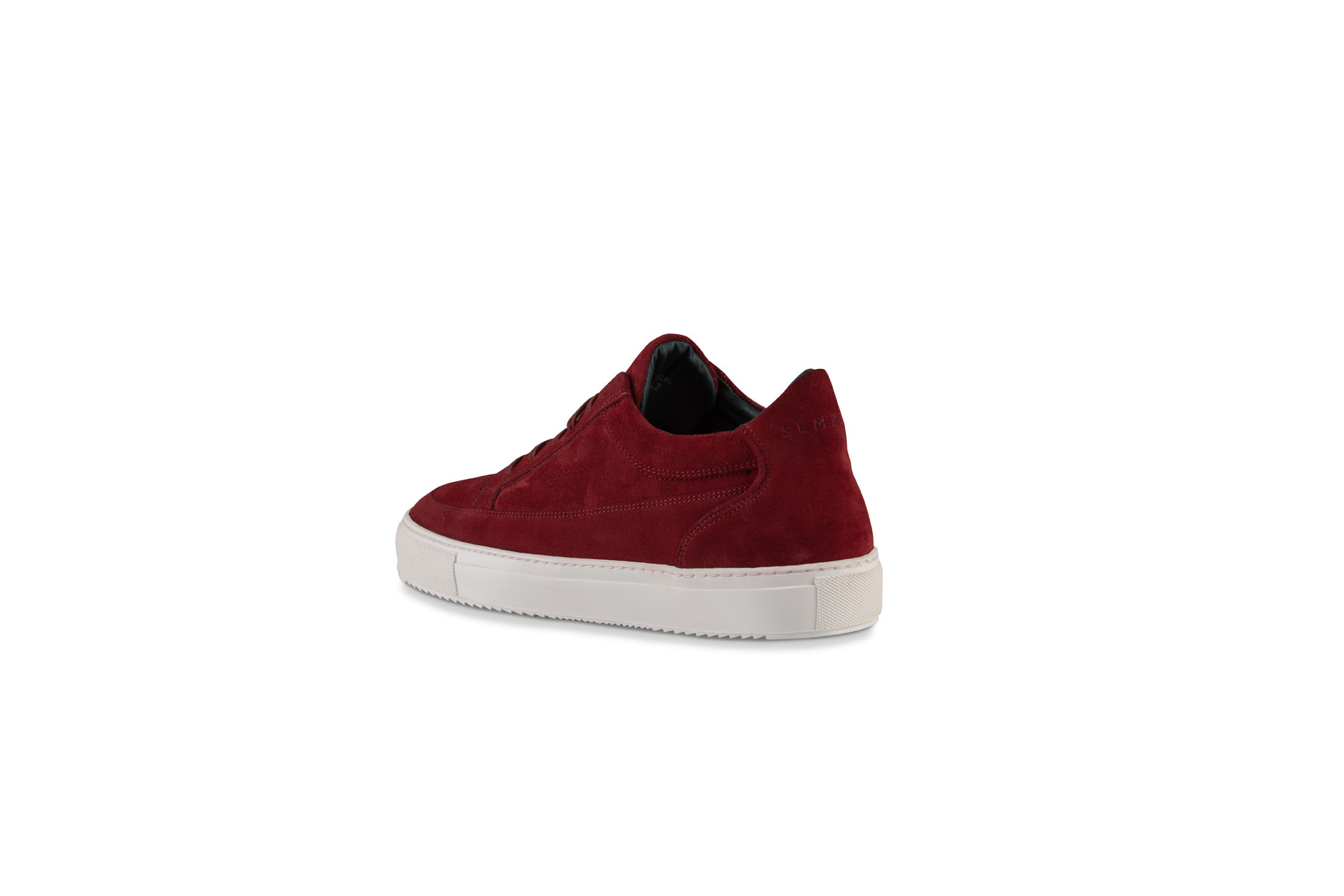 Semper Semper Jove Sneaker Scarlet Red