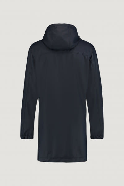 Kultivate Kultivate Let it Rain Jacket Navy