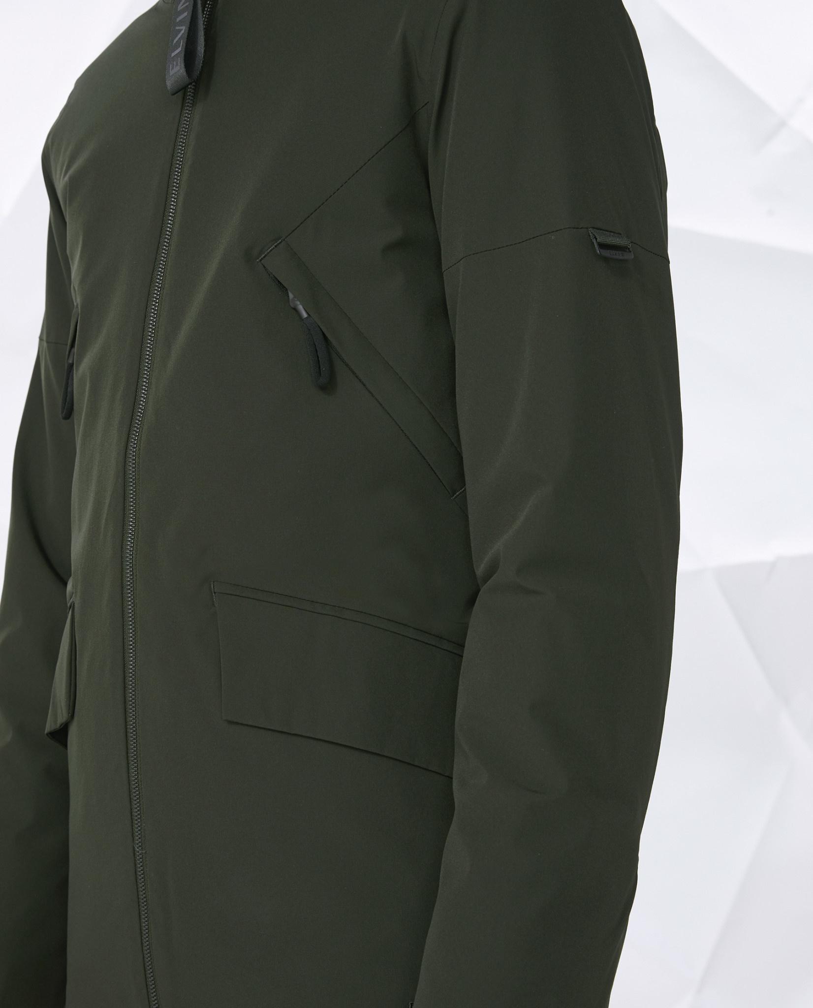 Elvine Elvine Cole Function Stretch Jacket Khaki Green